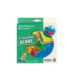 """Inflatable 12"""" Globe"""
