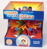 Hoberman Sphere - Mini Rings