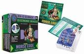 EIN-O's Morse Code Box Kit