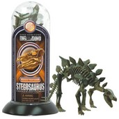 Test-Tube Dino Skeletons Stegosaurus