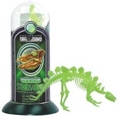 Glow-In-the-Dark Test-Tube Stegosaurus