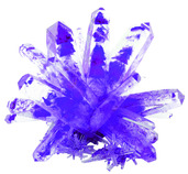 Giant Magic Crystals Amethyst Purple