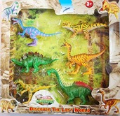 Dinosaur Minis Complete Set of 12 Models