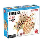 Lion Fish 4D Puzzle