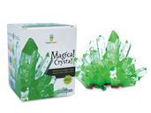 Magical Crystal Emerald Green