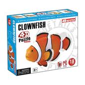 Clownfish 4D Puzzle