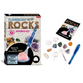 Fluorescent Rocks Kit