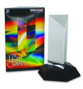 Light Crystal Prism 4.5&quot;
