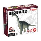 Brachiosaurus 4D Dinosaur Puzzle