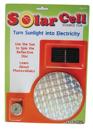 Solar Cell Science Fun Kit picture