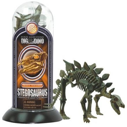 Test-Tube Dino Skeletons Stegosaurus picture