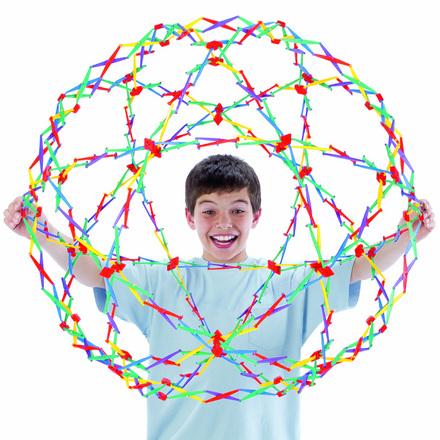 Hoberman Original Rainbow Sphere picture