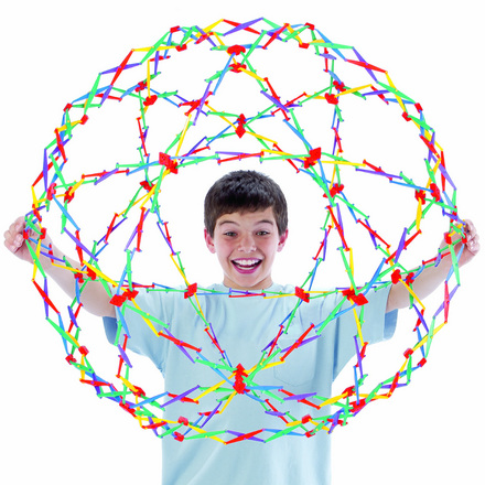 Hoberman Original Rainbow Sphere picture