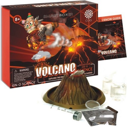 EIN-O's Smart Box Volcano Science picture