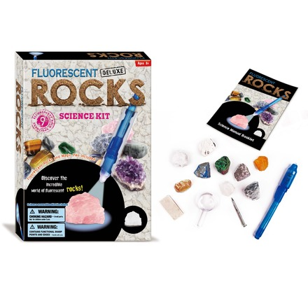 Fluorescent Rocks Kit picture