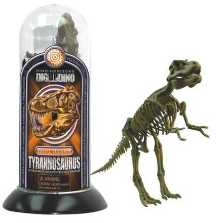 Test-Tube Dino Skeletons T-Rex picture