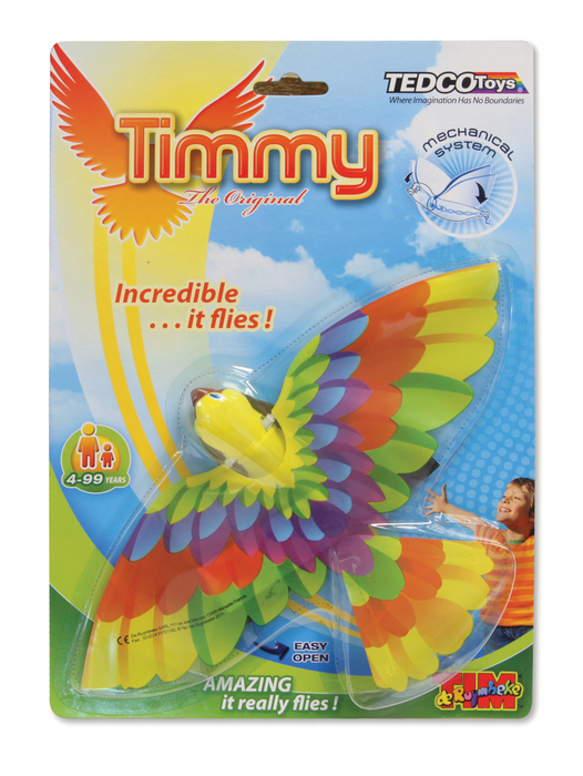 Timmy Bird Tedco Toys