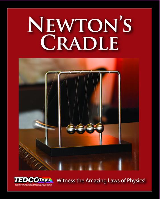 Newton S Cradle Tedco Toys