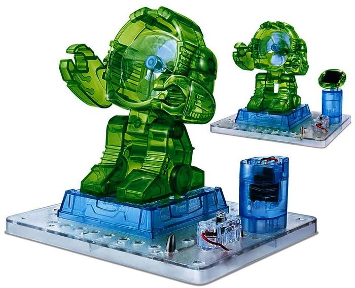 Solar Amp Salt Water Eco Fan Tedco Toys