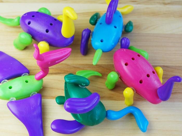 Dino Links Tedco Toys