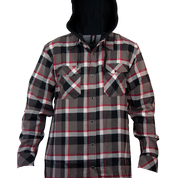 Tundra Hooded Flannel picture