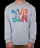 NVR SMR Galaxy Longsleeve