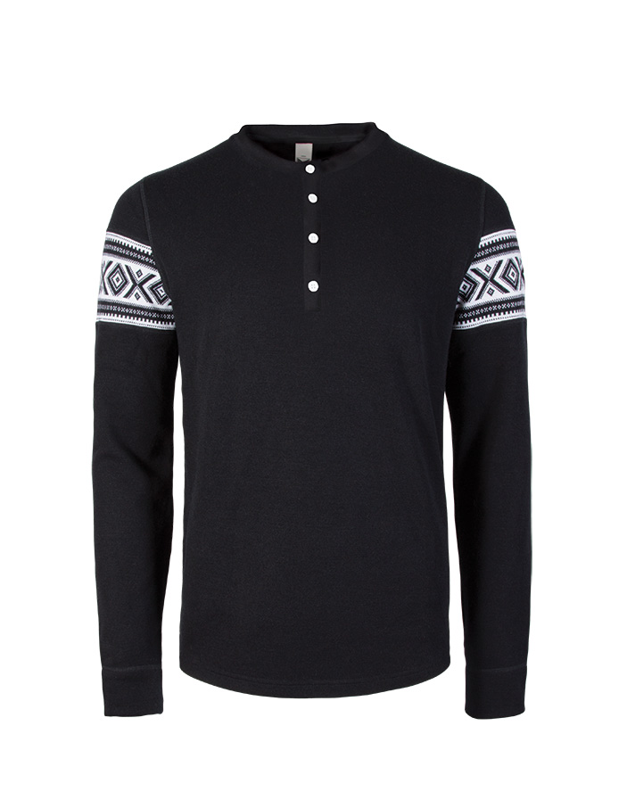 Black / Off White (F)