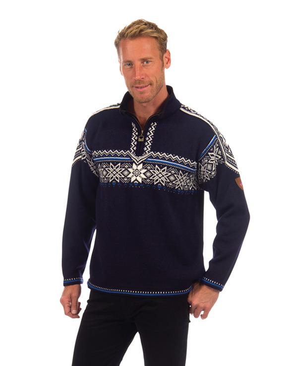 Holmenkollen Masculine Sweater