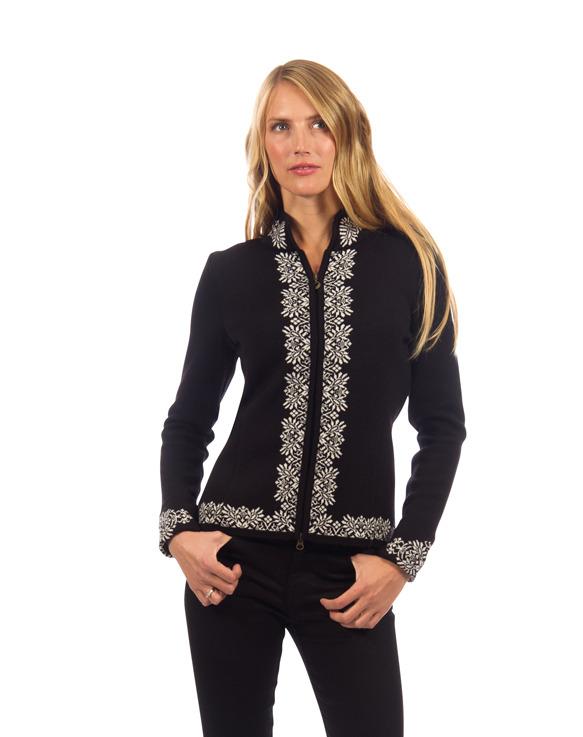 Ingrid Feminine Jacket