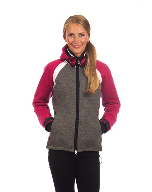 Jotunheimen Feminine Knitshell Jacket