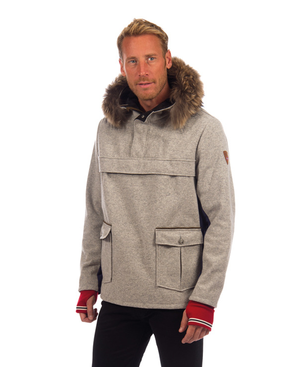 Fjellanorakk Weatherproof Masculine Jacket