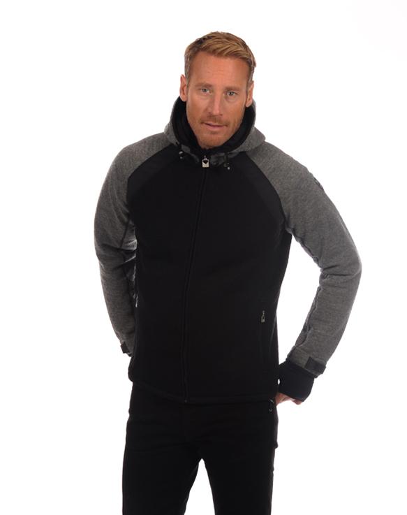 Jotunheimen Masculine Knitshell Jacket