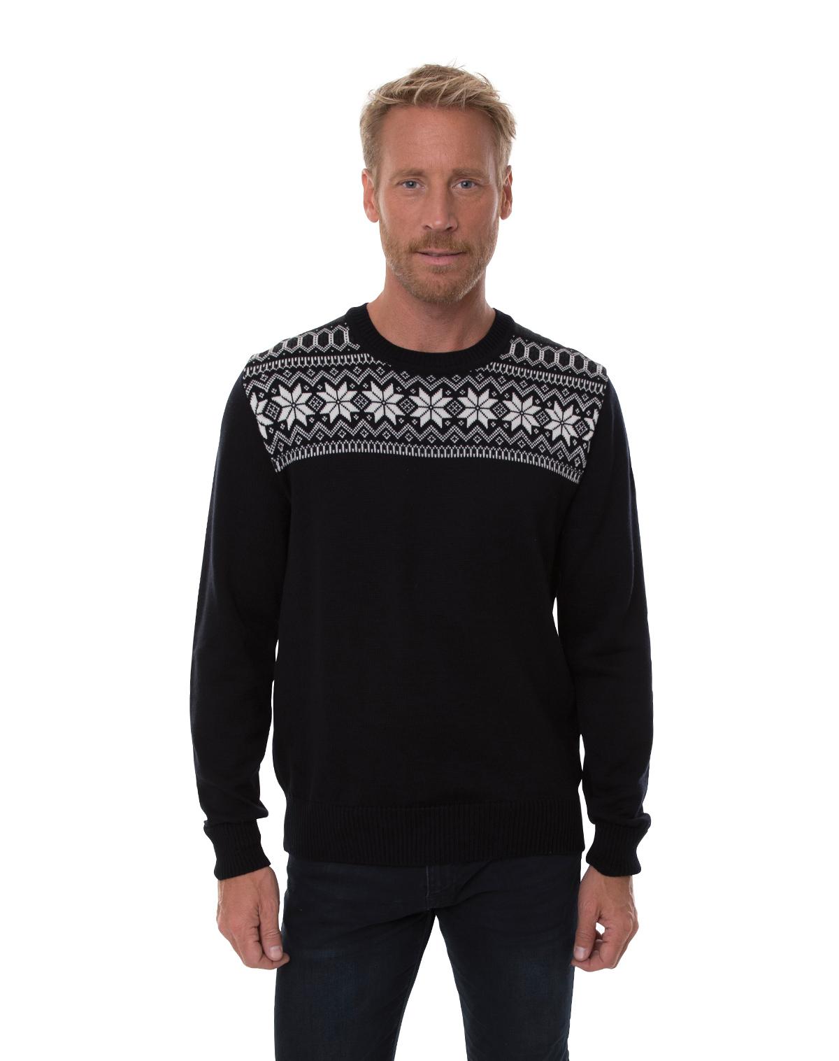 Garmisch Masculine Sweater
