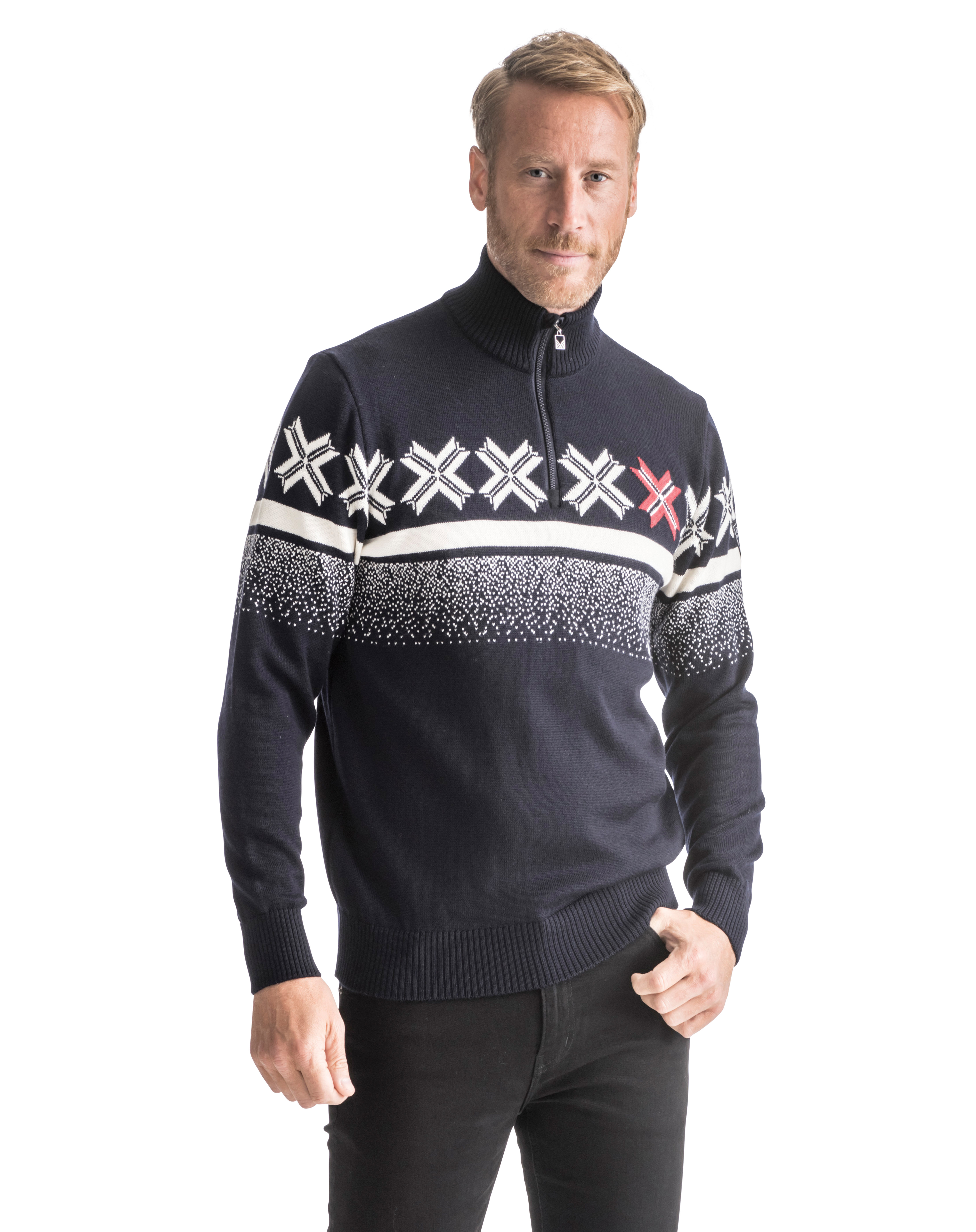 Olympic Passion Masculine Sweater