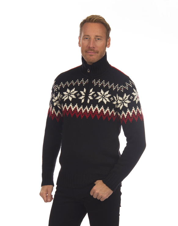 Myking Masculine Sweater