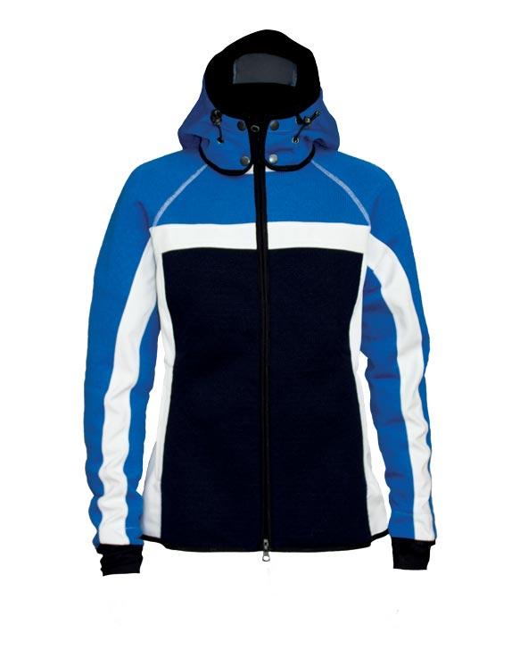 Telemark Knitshell - Feminine Weatherproof Jacket