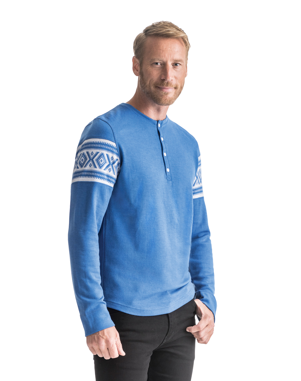 Bykle Masculine Sweater