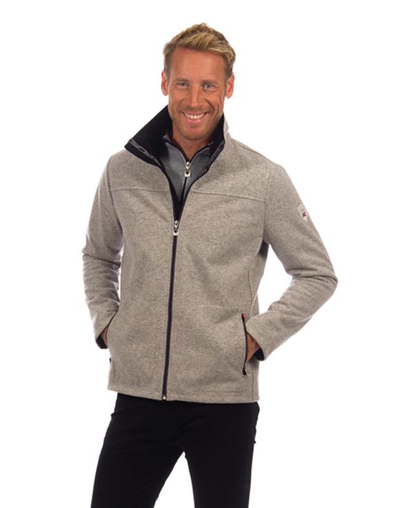 Hafjell Knitshell Masculine Jacket WP