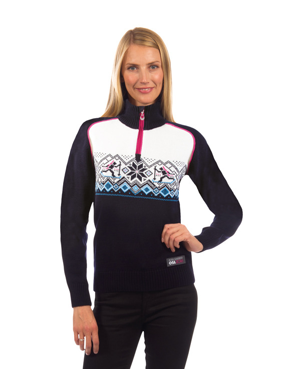 Biathlon Feminine Sweater