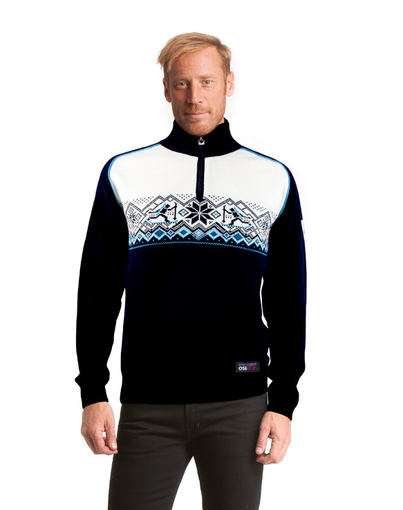 2016 Oslo WC Biathlon Masculine Sweater