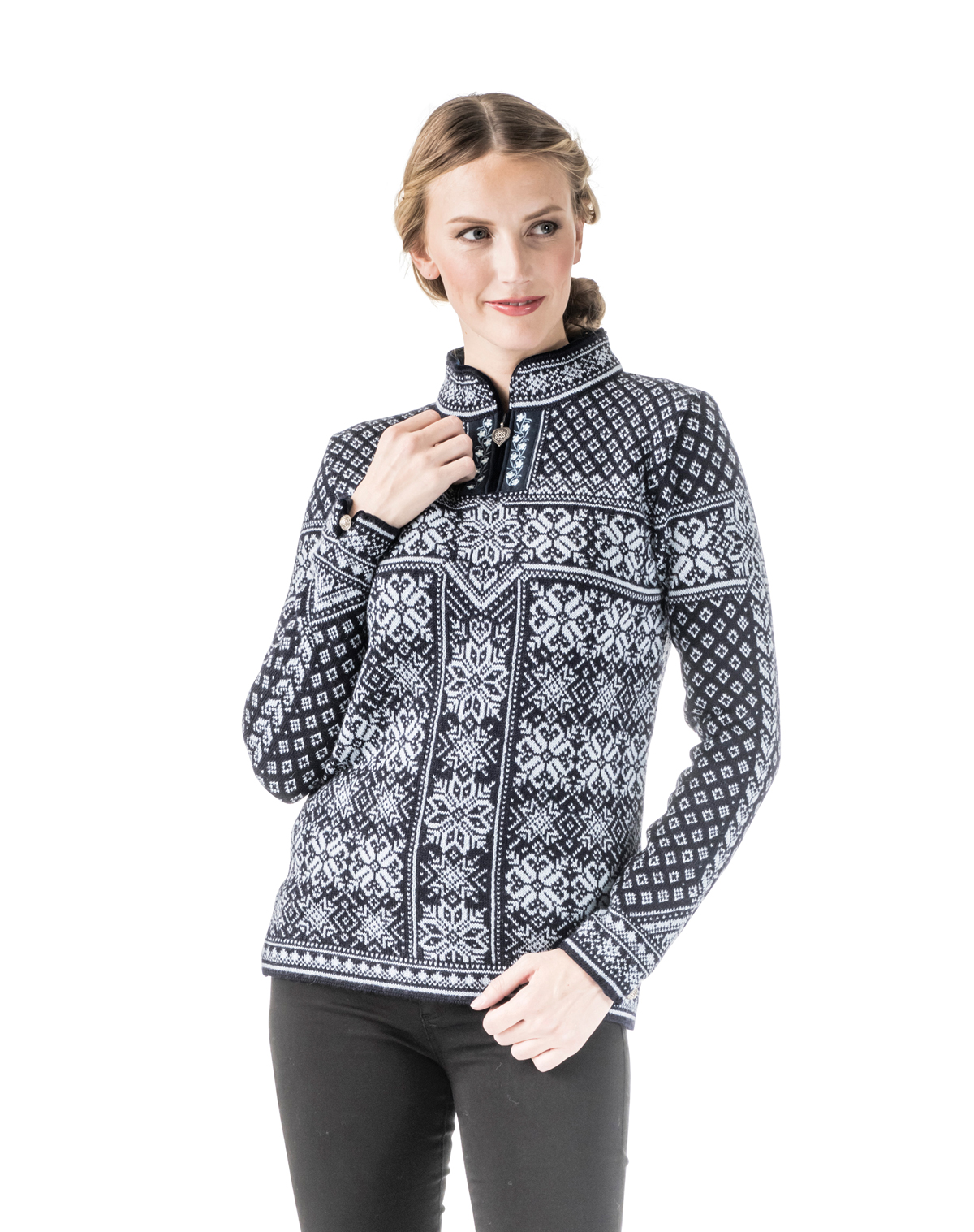 Peace Feminine Sweater