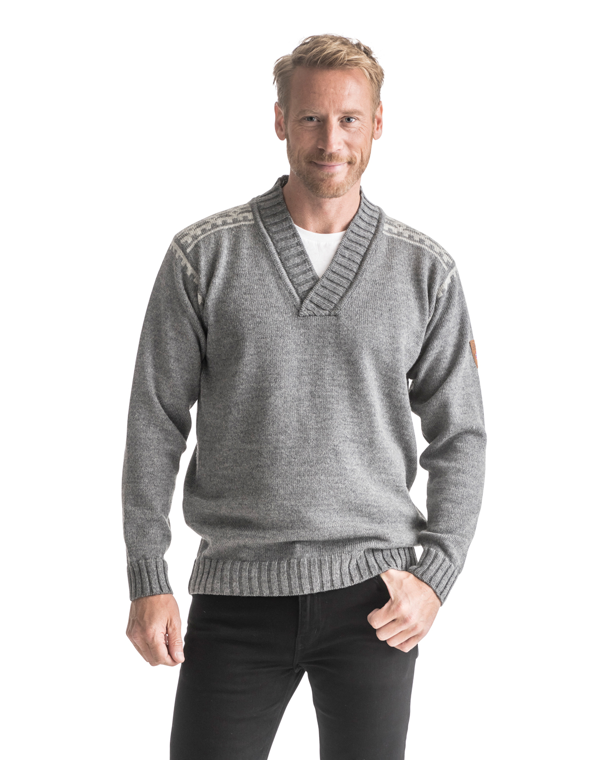 Alpina Masculine Sweater
