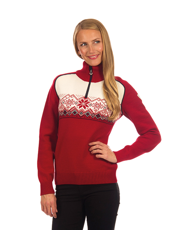 Frostisen Feminine Sweater