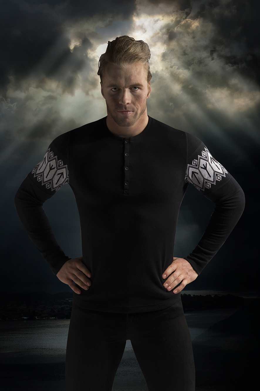 Viking Basic Masculine Sweater (1)
