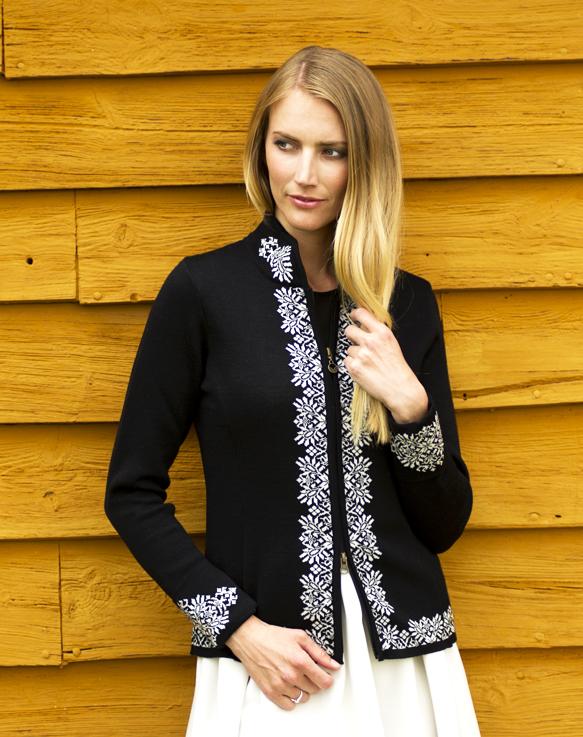 Ingrid Feminine Jacket (1)