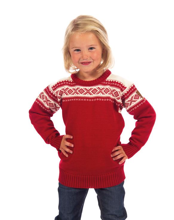 Cortina Kid's Sweater (1)