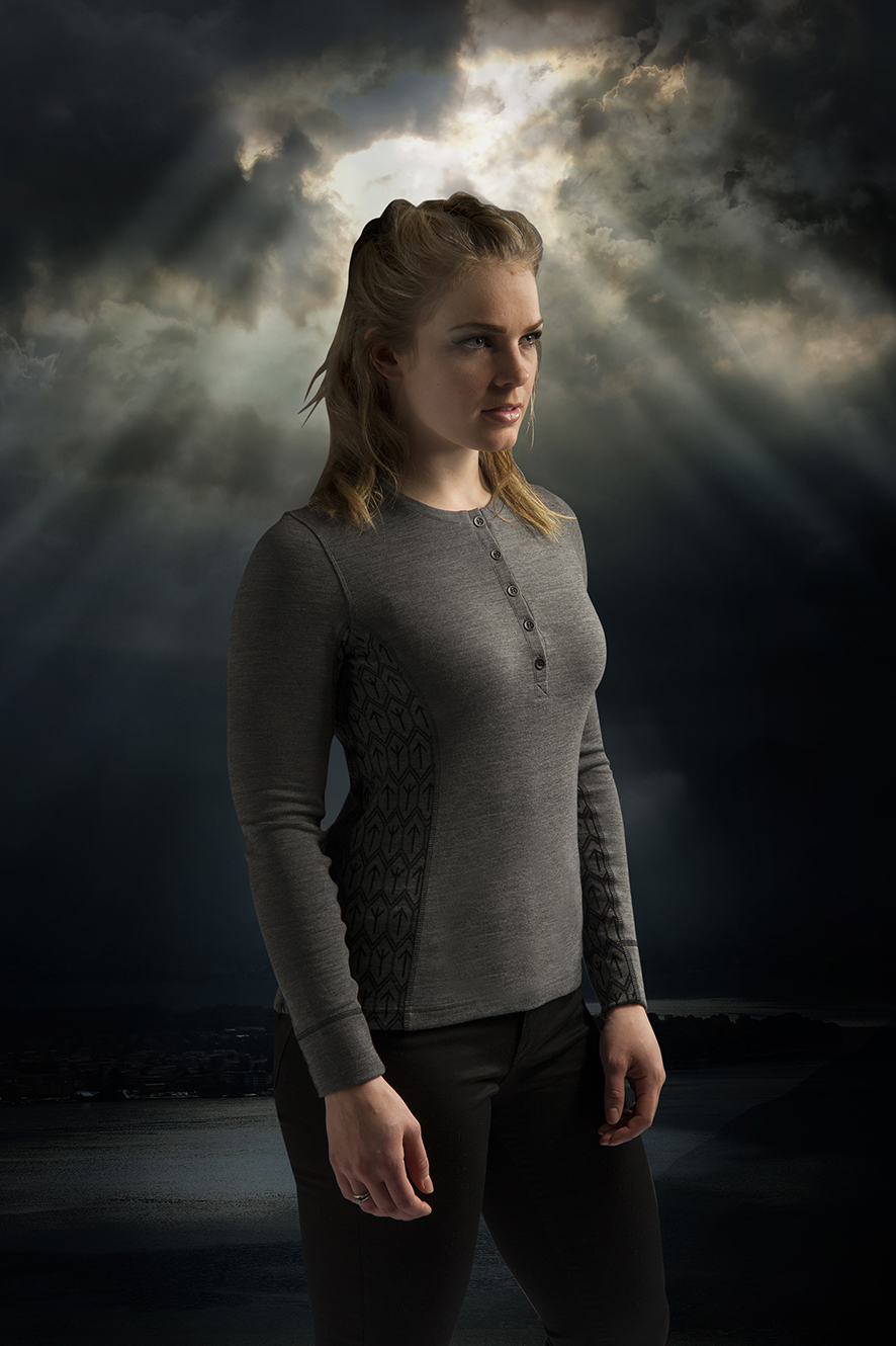 Viking Basic Feminine Sweater (1)