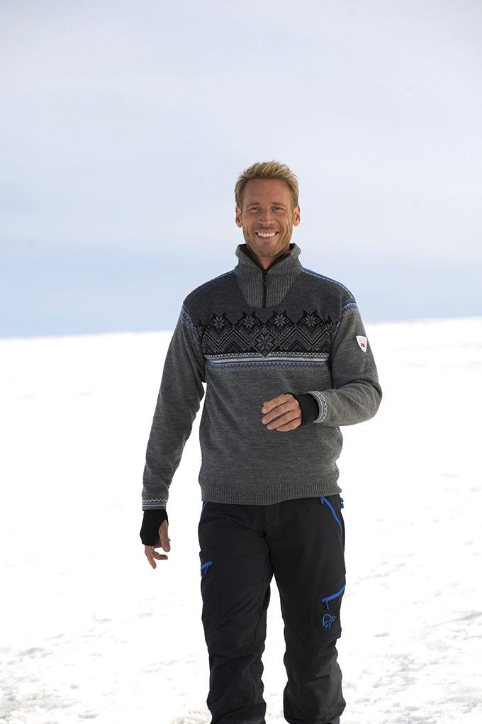 Glittertind Weatherproof Masculine Sweater (1)
