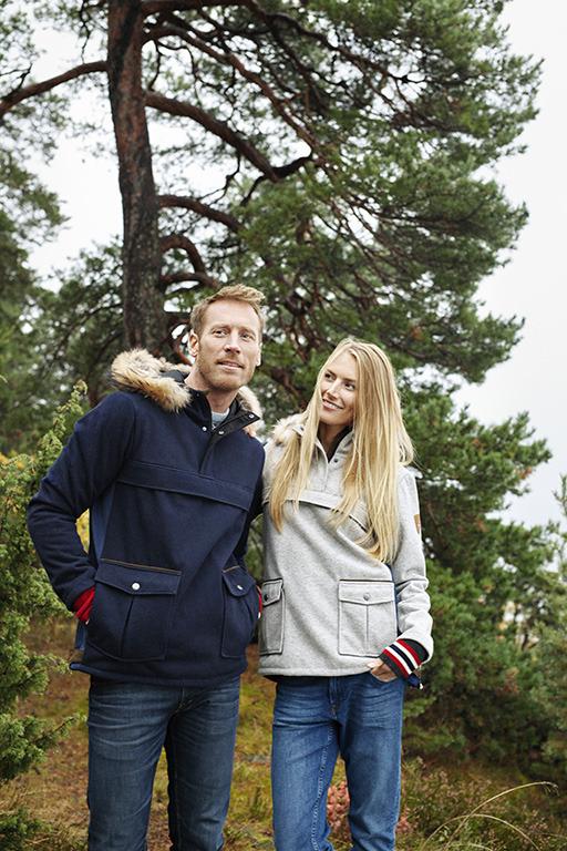 Fjellanorakk Weatherproof Masculine Jacket (2)