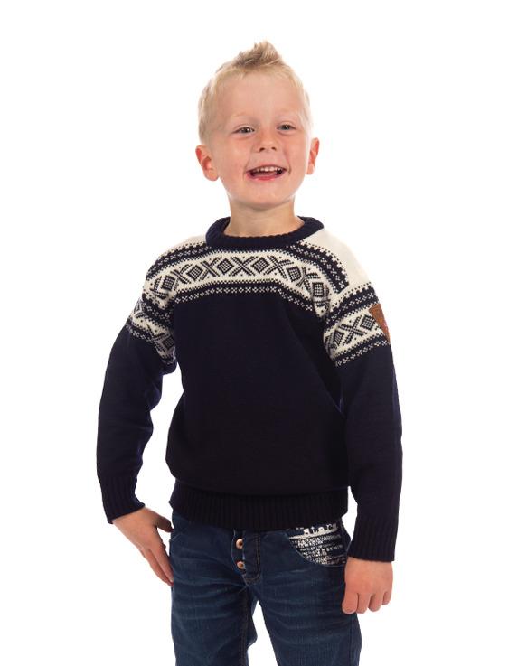 Cortina Kid's Sweater (2)